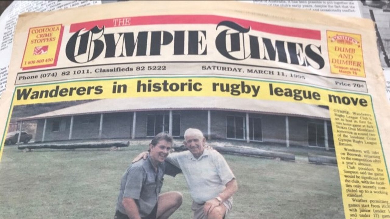 Jack Stokes – Remembering a Gympie legend.