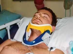 'It changed him': Desperate justice bid on brutal bashing
