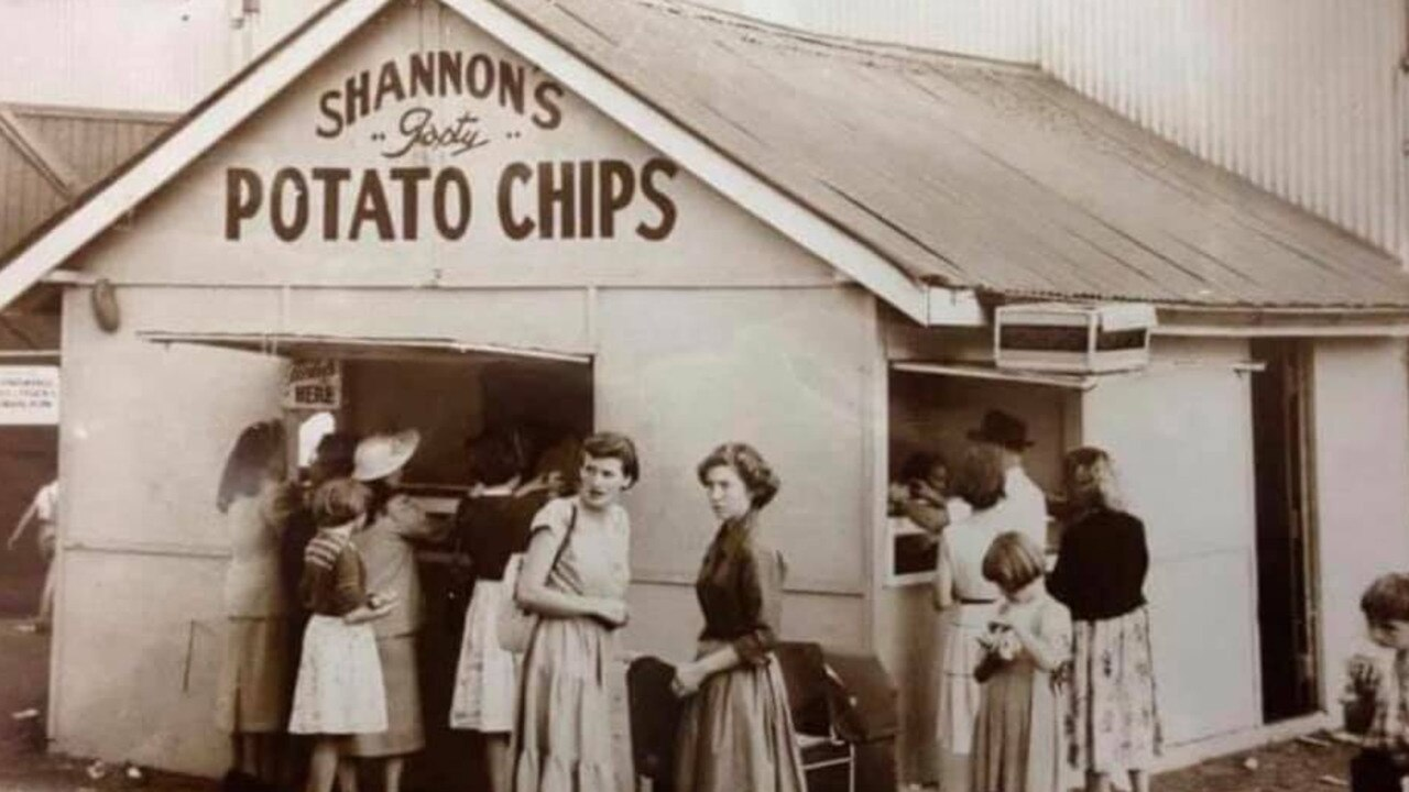 Shannon's Hot Potato Chips, in its original form, has always been a staple at the Warwick Show.
