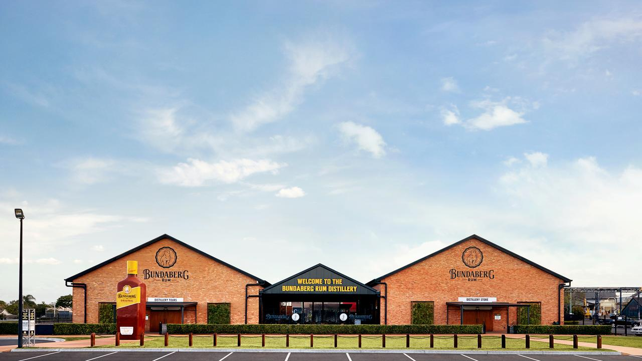 DISTILLERY DOORS REOPEN: Bundaberg Rum's Visitor Experience is open for business, with distillery tours being delivered, while prioritising the safety of visitors.
