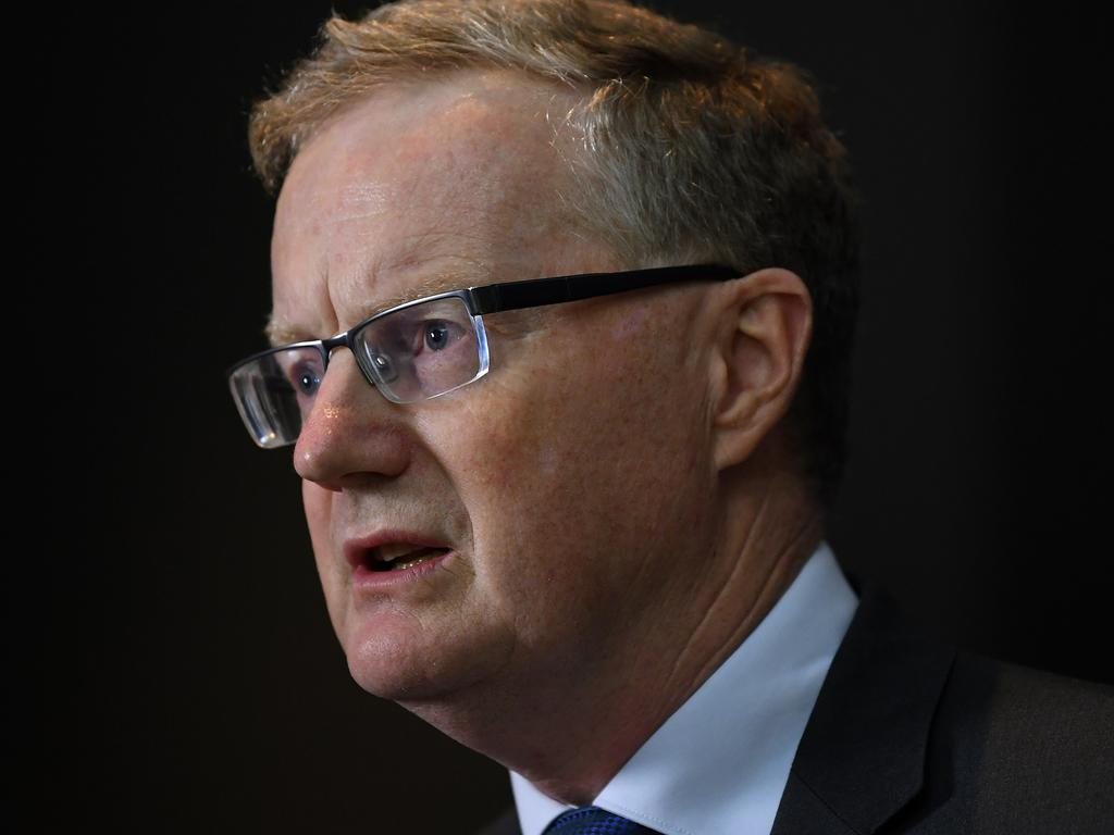 Governor of the Reserve Bank of Australia (RBA) Phillip Lowe has urged people to pick up the phone to their bank and ask for a better deal. Picture; AAP Image/Joel Carrett