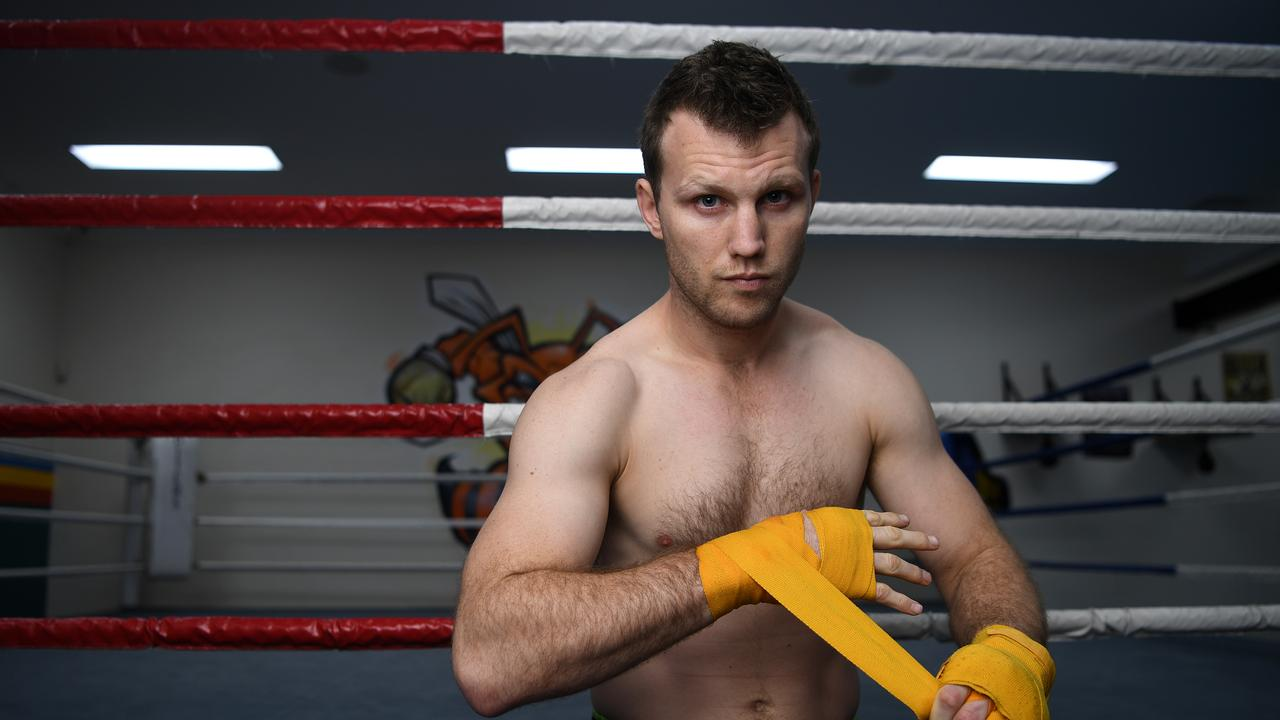 Jeff Horn will fight Tim Tszyu in Townsville on August 26. Picture: Getty Images