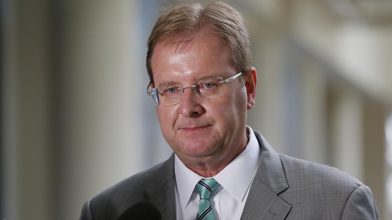 NSW NRL CEO Dave Trodden.