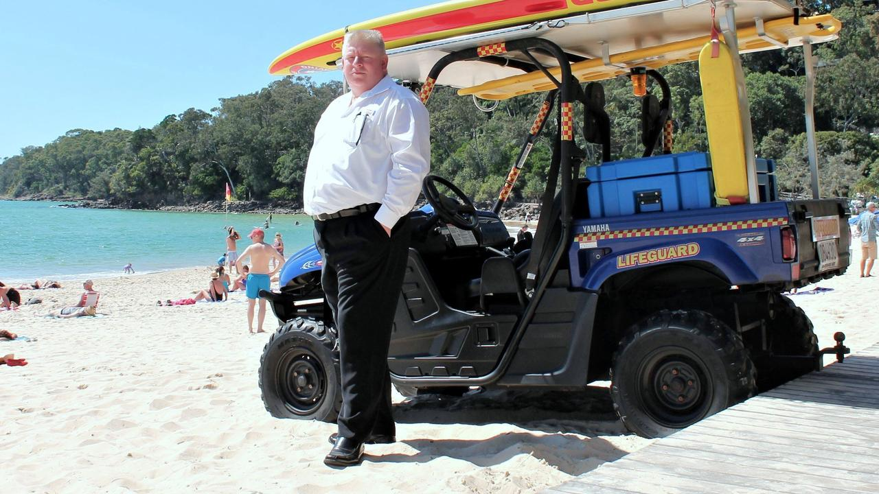 Mark Denham is keen to see funding stimulus start to work for Noosa.