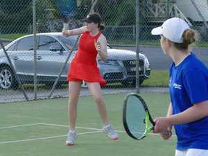 Epic tennis action takes centre court