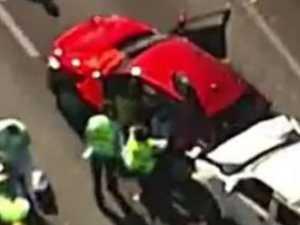 Serious multi-vehicle crash blocks Warrego Hwy