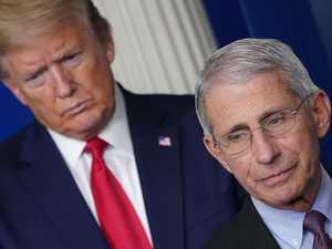 Dr Fauci praises Australia, spills on Trump