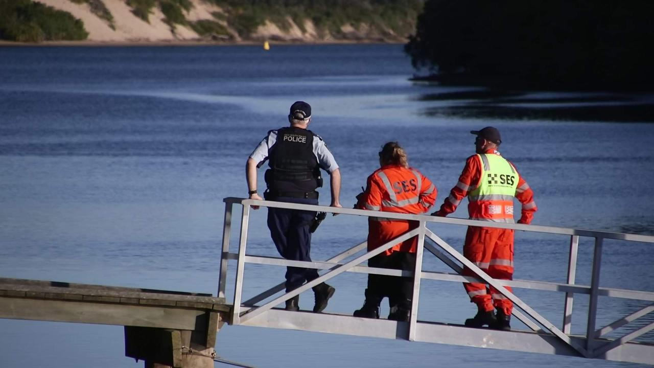 A man drowned near Urunga on Monday afternoon.