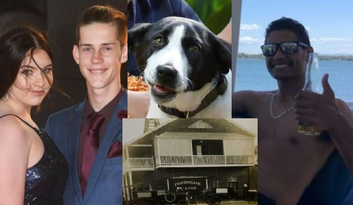 TODAY'S HEADLINES: Making news today are Gympie's 2020 formal plans, Gympie's top RSPCA adoption figures, Gympie Fire Station's milestone and the mourning of 18-year-old crash victim Tyreece Pilot.