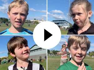 Kidz Chat: Lower Clarence junior soccer
