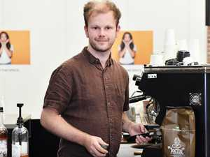 Whatcha brewing? Coffee inspires man to aim high