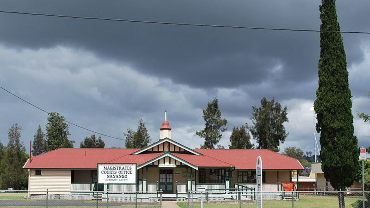 80 people will face Nanango Magistrates Court today. File Photo.