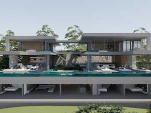IN PICTURES: Hamilton Island's new three-storey mansion