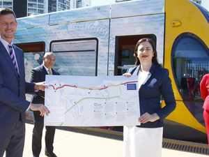 Gold Coast rail report raises concerns about local push