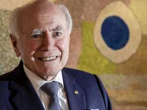 Former PM John Howard in hospital