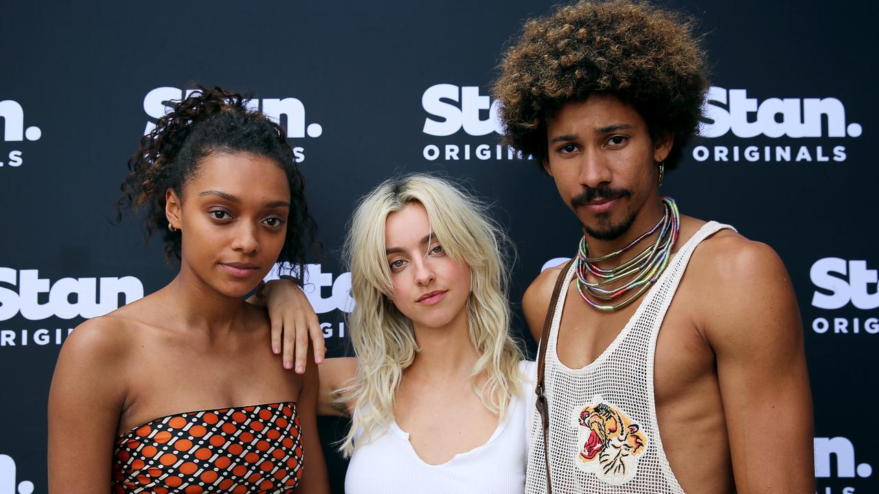 Australian actors Sophie Wilde, Bebe Bettencourt and Keiynan Londsdale are part of the cast of Eden.
