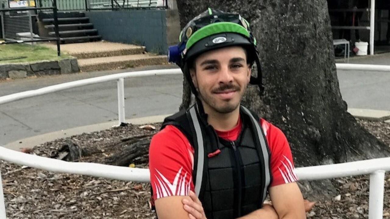 Brisbane-based jockey Beau-Dene Appo finished with two winners and two placings at Saturday's race meeting in Yeppoon.