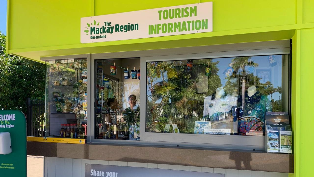 Mackay Tourism has relocated the Mackay Visitor Information Centre to the Bluewater Lagoon.