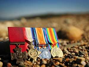 Former Dalby serviceman the first in region to receive war medal