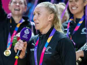 Langman calls time on incredible Silver Ferns career