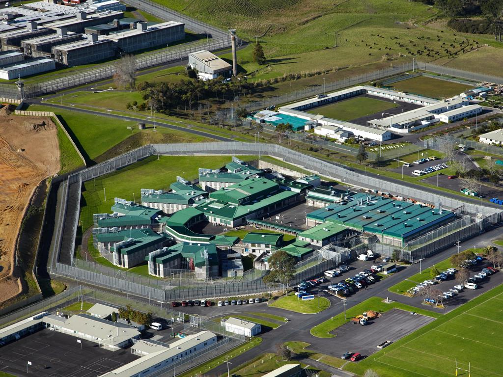 Paremoremo maximum security prison in Auckland, where Australian mass murderer Brenton Tarrant is predicted to spend the rest of his natural life.
