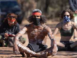 Traditional Owners take stand to evict Adani