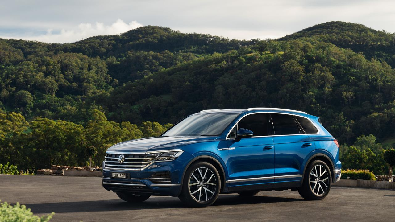 Volkswagen Touareg review: Flagship SUV impresses