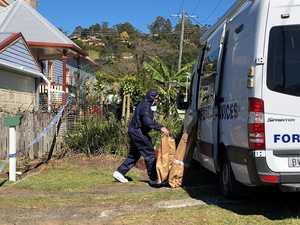 Forensics still on scene of suspicious East Lismore death