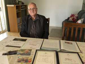 One of our longest serving CVS volunteers retires