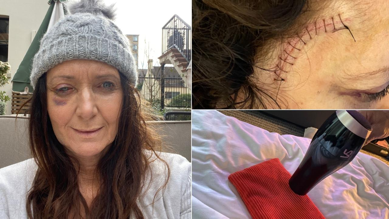 Coast woman Jayne Brown's application for a hotel quarantine exemption was rejected.