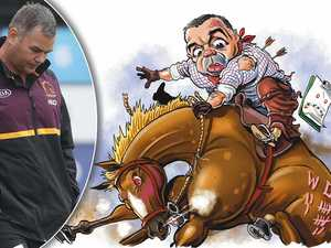 Time's up: Seibold to walk away from Broncos