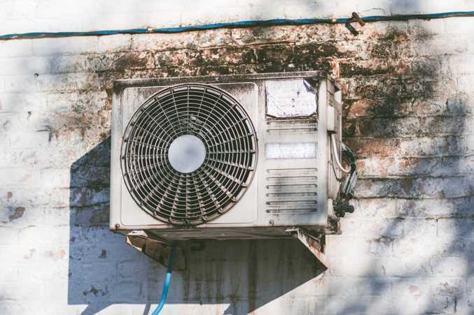It's time to service or replace that clunky old air conditioner, before it's too late!
