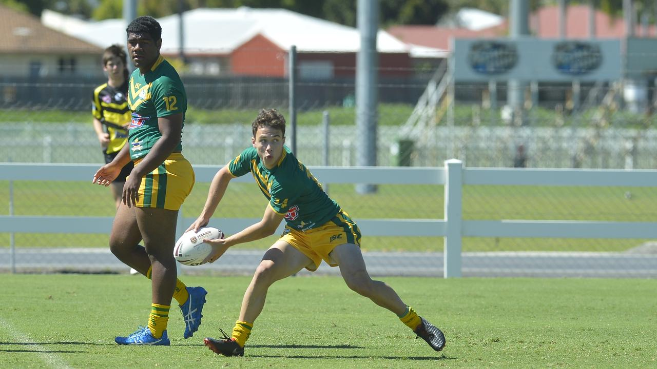 St Brendan's College can still make the top four of the Aaron Payne Cup if they win today and the result in Mackay tomorrow goes their way. Photo: Callum Dick