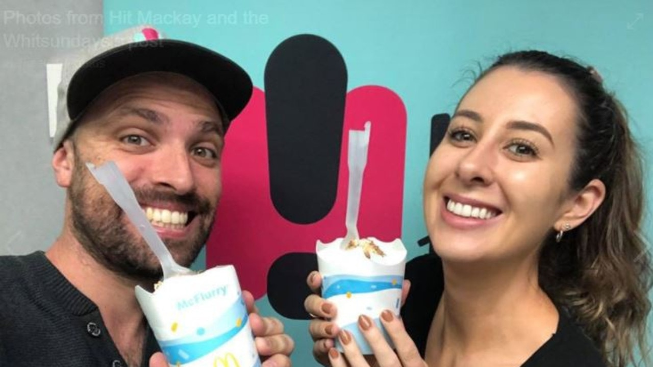 Hit Mackay and the Whitsundays Sam & Rach For Breakfast is one of a number of regional shows to be cut by Southern Cross Austereo as it announces a national restructure.