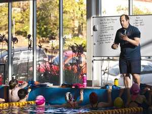 Meet new swim director
