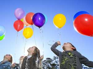 Big blow up over helium balloon debate in Ballina
