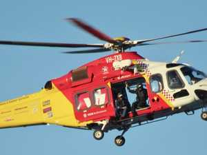 Chopper called for 'large-scale' Brooms Head search