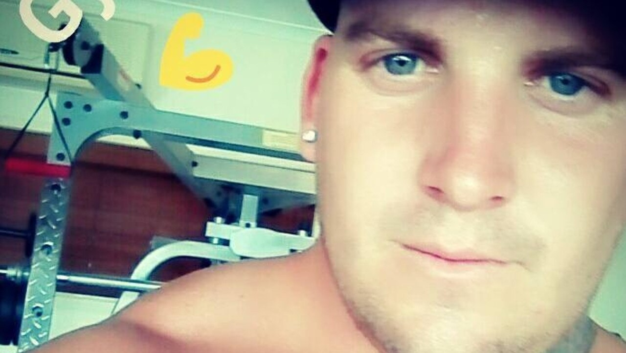 Jon Dennis Gurney allegedly bashed two men at the Brightwater Tavern. Photo: Facebook