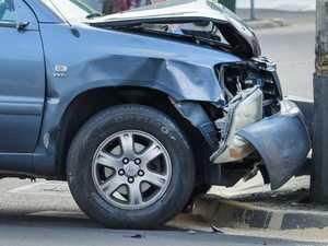 UPDATE: Man hospitalised after horrific Yaamba Rd crash