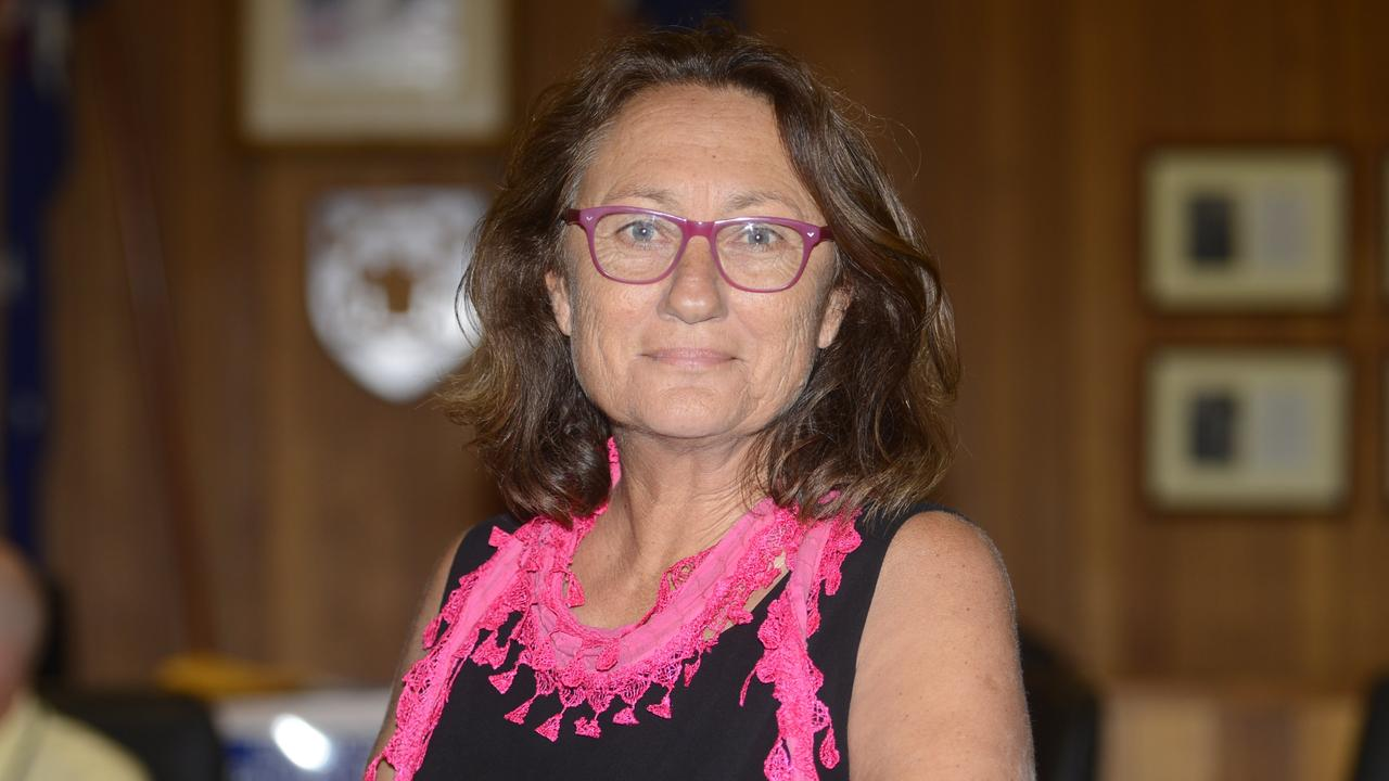 Clarence Valley Councillor Debrah Novak questioned whether the general manager's performance review took into account feedback from the community.