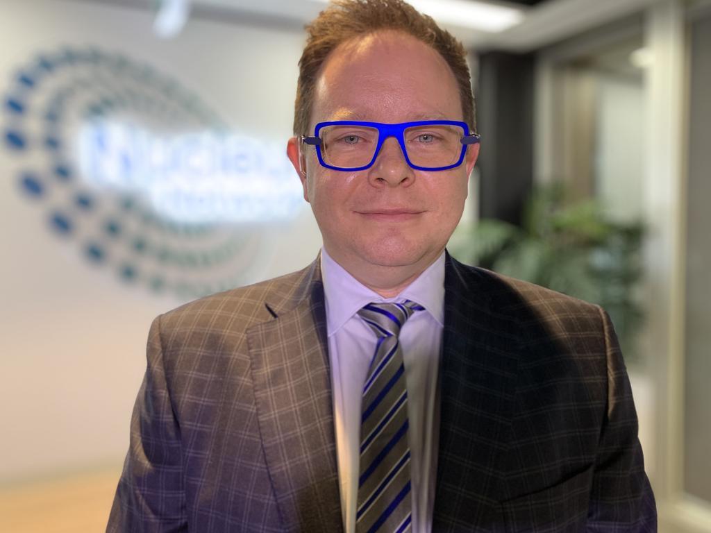Dr Paul Griffin, Medical Director, Nucleus Network. Picture: Patrick Rocca/ABC