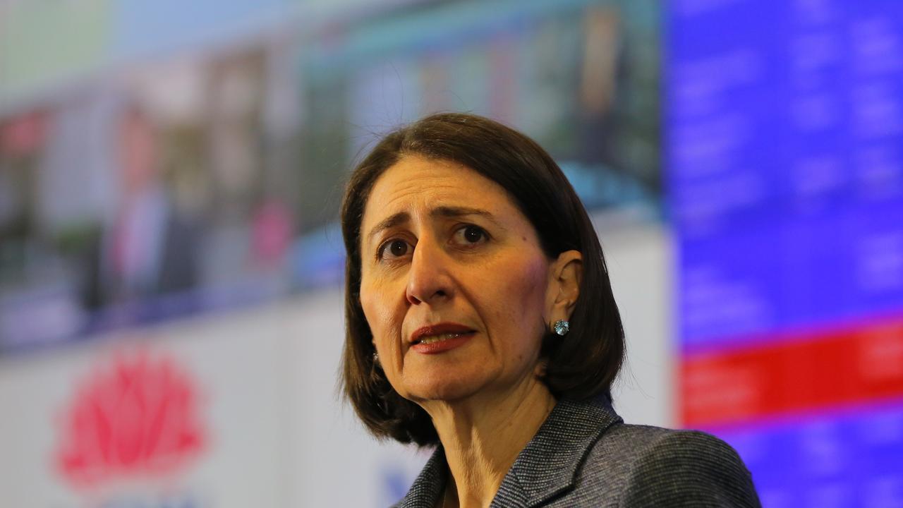 NSW Premier Gladys Berejiklian. Picture: NCA NewsWire / Steven Saphore