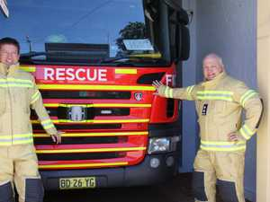 State-of-the-art gear for our hardworking fireys
