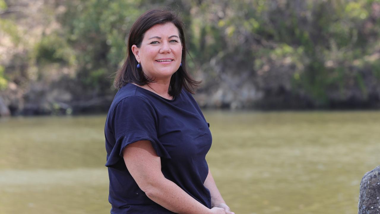 Gaven LNP candidate Kirsten Jackson. Picture Glenn Hampson