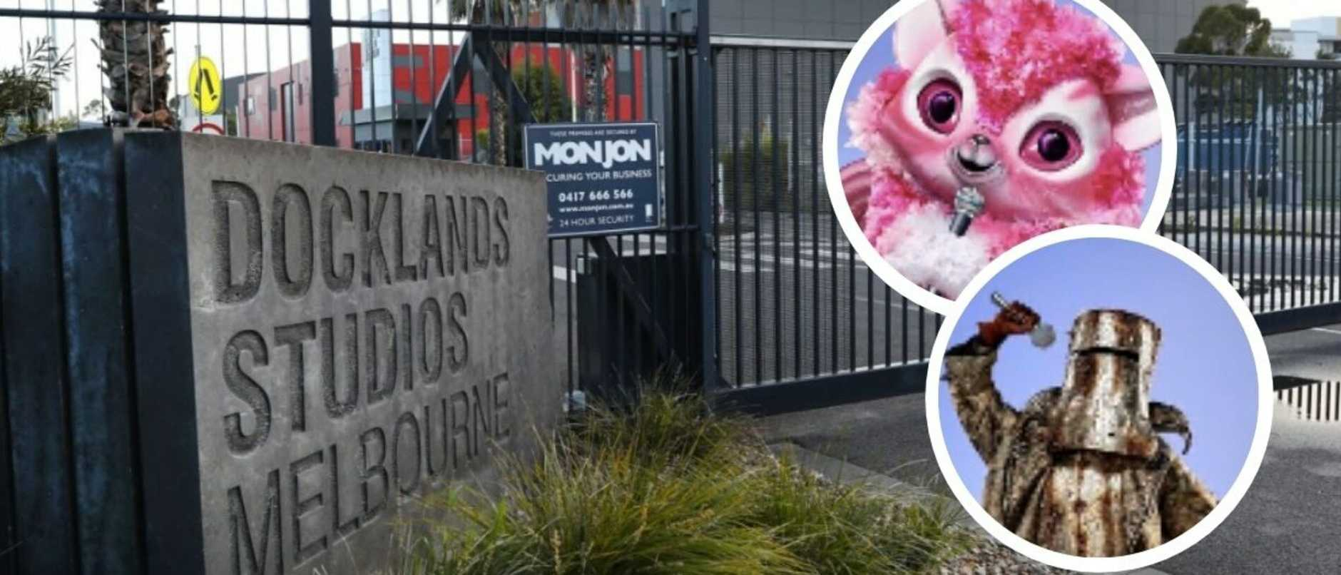 The number of cases linked to an outbreak at Docklands Studios, where the Masked Singer and Hot Seat were being filmed has grown overnight