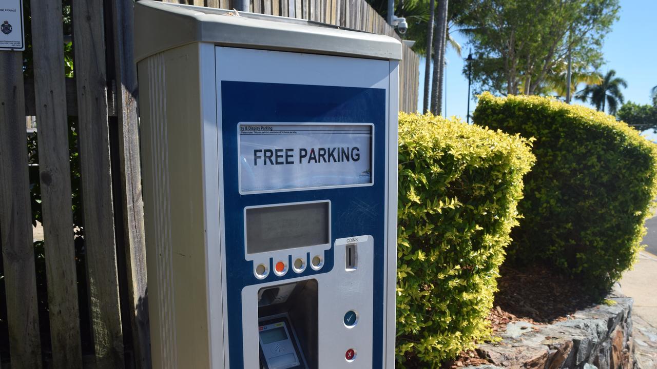 Parking at the Airlie Beach Lagoon may no longer be free.