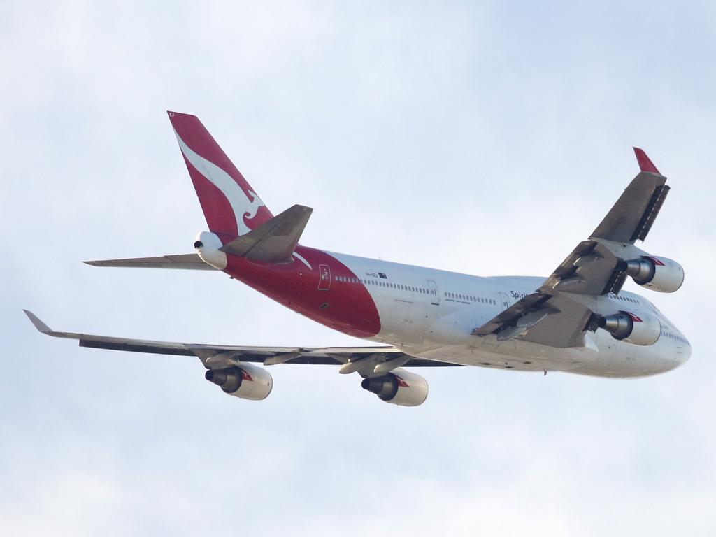More jobs will be going from Qantas. Picture: Christian Gilles