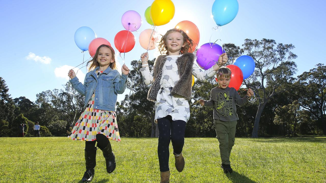 Ballina Shire Council will discuss helium balloons' impact on the environment. Picture: Dylan Robinson