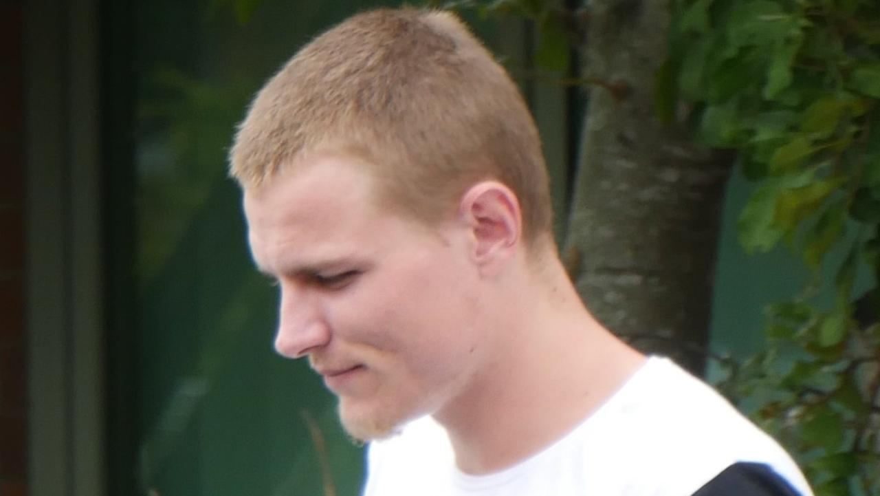 Joshua David Jebbink at Hervey Bay District Court on a previous matter.