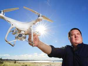 What council's shark drone vote means for our surf clubs